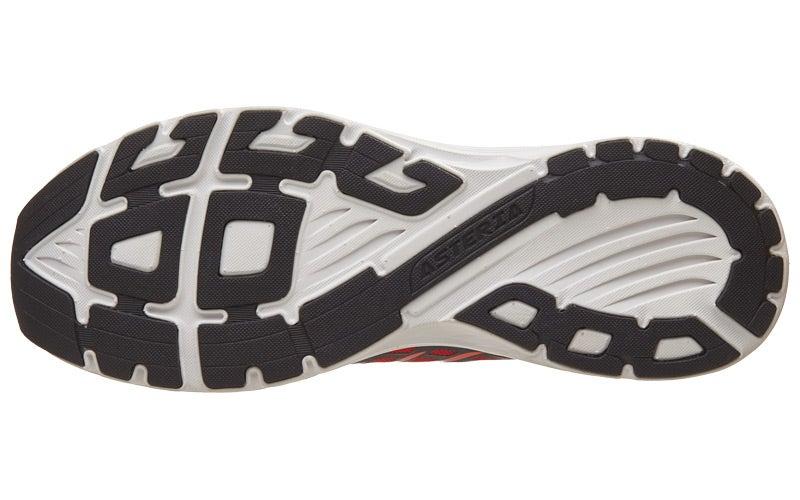 20fe181570d Brooks Asteria Men s Shoes Toreador Tomato Black 360° View