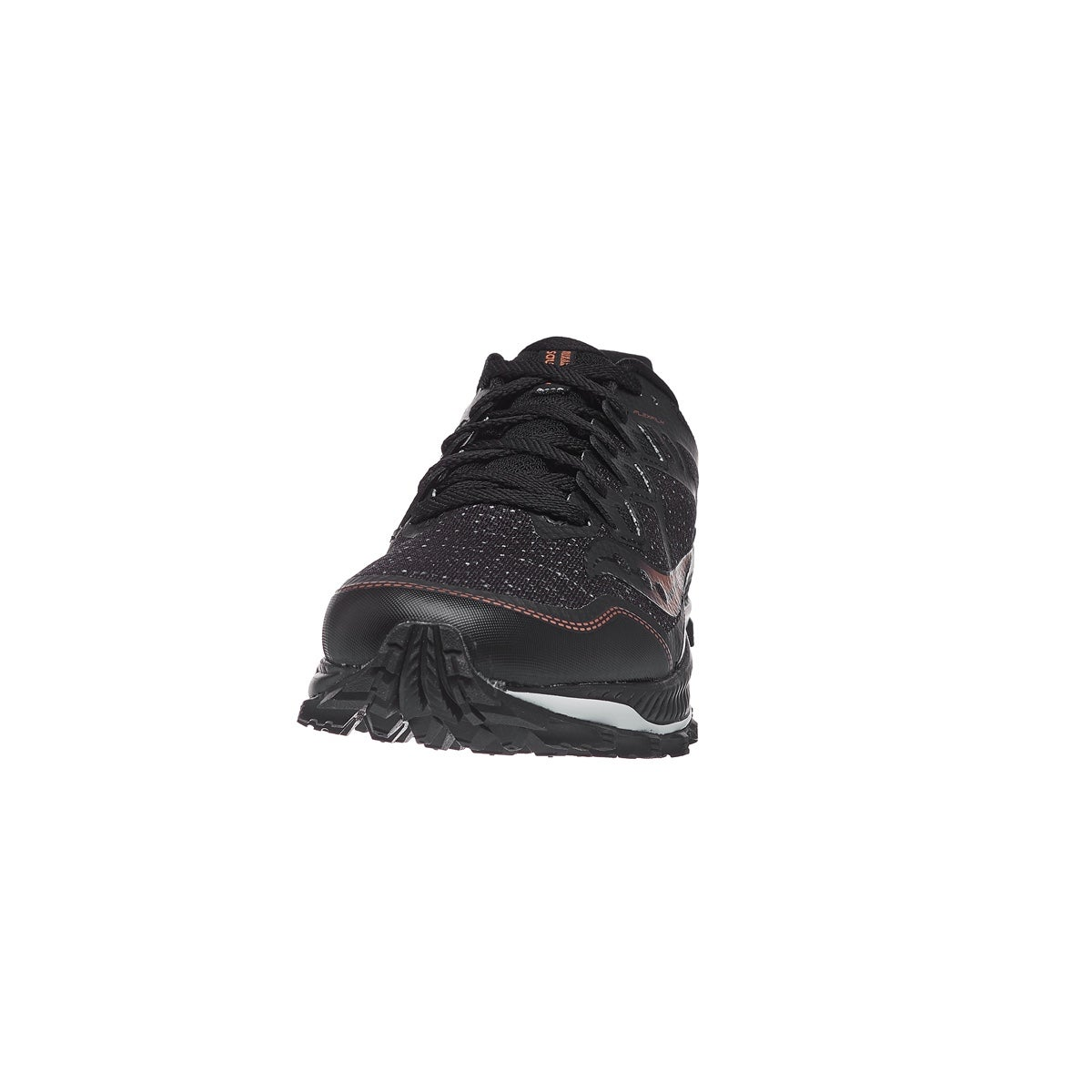 9ea7cc0e Saucony Peregrine 8 Men's Shoes Black/Denim/Copper 360° View ...