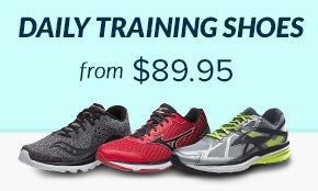 Daily Training Shoes (4-18)