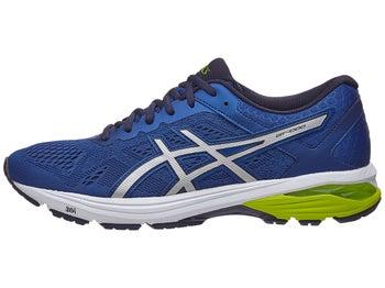 3dd7387787 ASICS GT 1000 6 Men's Shoes Limoges/Silver/Peacoat 2E
