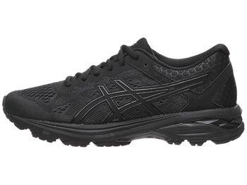 0bbe45e4c1 ASICS GT 1000 6 Women's Shoes Black/Black/Silver