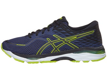 4892fd2d4b3 ASICS Gel Cumulus 19 Men s Shoes Blue Black Yellow