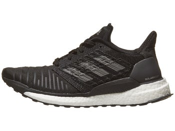 eda59e43a2cd0 adidas Solar Boost Women s Shoes Core Black Grey White