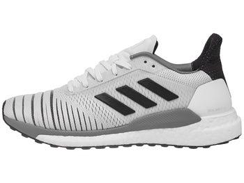 separation shoes 60494 5e6a8 adidas Solar Glide Womens Shoes WhiteBlackGrey