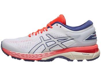 ac25392a7a ASICS Gel Kayano 25 Women's Shoes White/White
