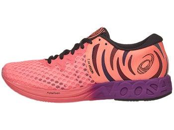 e5a6244b7f1 ASICS Gel Noosa FF 2 Women's Shoes Flash Coral/Black
