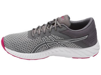 sneakers for cheap 341e8 5ba1f ASICS FuzeX Lyte 2 Women s Shoes Grey Carbon Pink