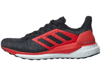 59b430810aff8 adidas Solar Glide ST Men s Shoes Core Black Red