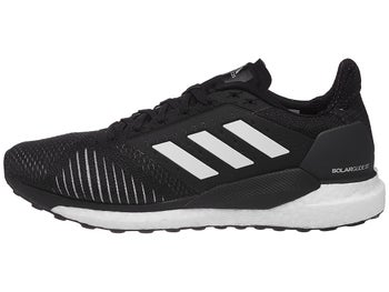 ca383fd79aa73 adidas Solar Glide ST Men s Shoes Core Black White Grey