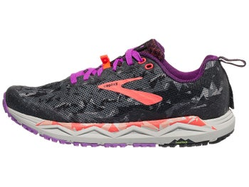04b2acc31a6 Brooks Caldera 3 Women s Shoes Black Purple Coral