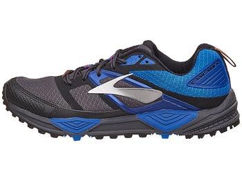 053c4efdc818b Brooks Cascadia 12 Men s Shoes Anthracite Blue Black
