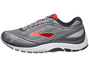 5310fd96f33 Brooks Dyad 9 Men s Shoes Primer Grey Red Black 2E