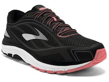 73263def6fcb5 Brooks Dyad 9 Women s Shoes Black White Sugar Coral