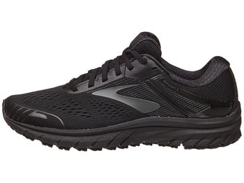1357243181bcf Brooks Adrenaline GTS 18 Men s Shoes Black Black
