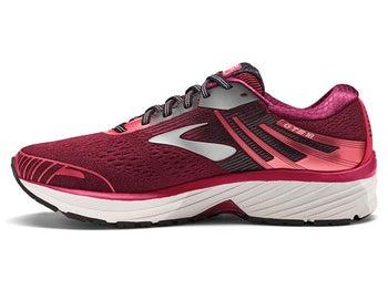 b31f0b4608d Brooks Adrenaline GTS 18 Women s Shoes Pink Black White