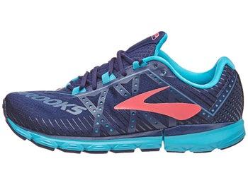 1e52f4c7345 Brooks Neuro 2 Women s Shoes Evening Blue Coral