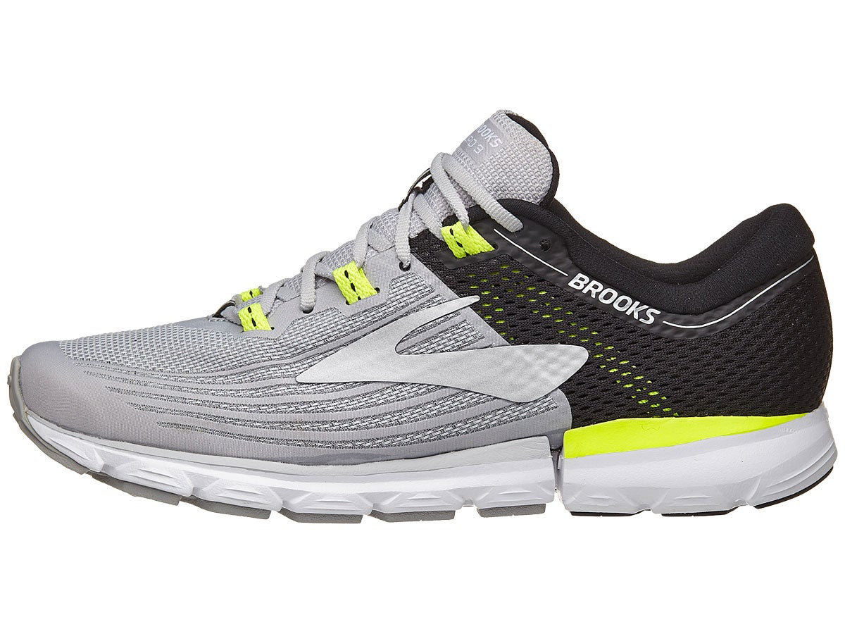Brooks Neuro 3 Mens Running Shoes Men's Shoes Grey Shoes