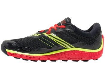 acc466033036d Brooks PureGrit 5 Men s Shoes Black Red Lime