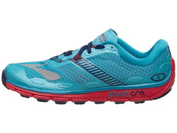 5df919f56614e Brooks PureGrit 5 Women s Shoes Peacock Blue Pink Blue