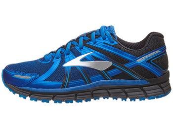 57411724492 Brooks Adrenaline ASR 14 Men s Shoes Black Ebony Blue
