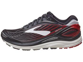 f98775806df Brooks Transcend 4 Men s Shoes Black Anthracite