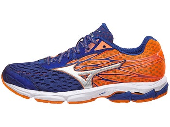 0ce32e58148b Mizuno Wave Catalyst 2 Men's Shoes Blue/Clownfish/White