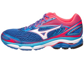 c66767acf1b6 Mizuno Wave Inspire 13 Women's Shoes Blue/Pink/White 2A