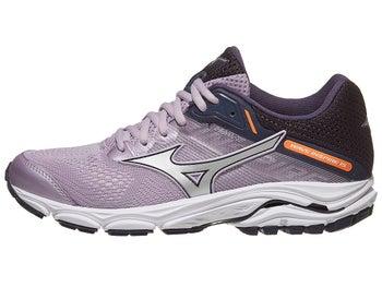 4c0b1544e951 Mizuno Wave Inspire 15 Women's Shoes Lavender Frost