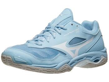 d8da146b8a96d Mizuno Wave Phantom 2 Women's Netball Shoes Blue/White