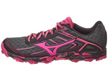 huge discount 40a58 1df75 Mizuno Wave Hayate 3 Women's Shoes Dark Shadow/Pink Glo