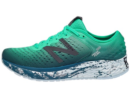 classic shoes look for premium selection New Balance 1080 v9 London Men's Shoes Green/White