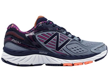 fa1cf0fbb3d8 New Balance 860 v7 Women s Shoes Grey Purple