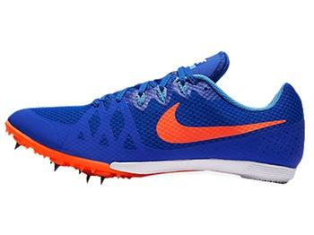 6cba6d05186d8 Nike Zoom Rival M 8 Unisex Spikes Blue Blue Crimson