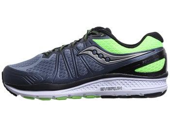 9c63f14ffa Saucony Echelon 6 Men's Shoes Grey/Slime 2E