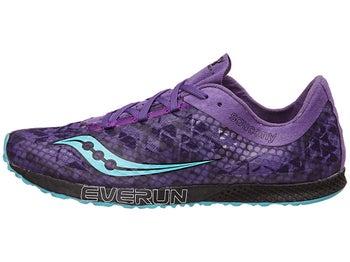 f5c3f4df04e1 Saucony Endorphin Racer 2 Women s Shoes Purple Teal