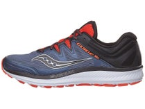 f426b03c3eb5 Saucony Guide ISO Grey Navy 2E.  159.95 199.95. Widths Available. Sale!