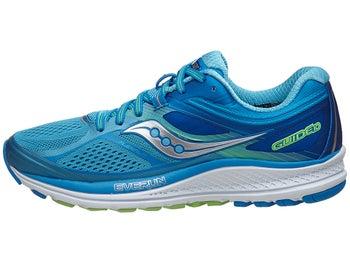 78e5ebfca9fd Saucony Guide 10 Women s Shoes Light Blue Blue D
