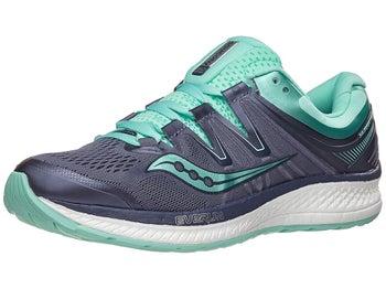 d85e54a6264 Saucony Hurricane ISO 4 Women s Shoes Grey Aqua