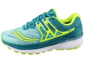 5462bd6d Saucony Hurricane ISO 3 Women's Shoes Teal/Citron