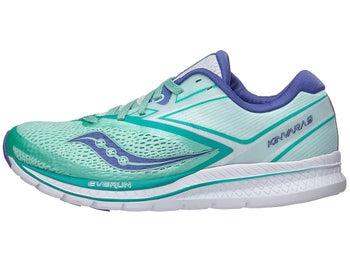 info for bbbcf f434b Saucony Kinvara 9 Women's Shoes Aqua/White