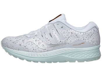 04d57eaa Saucony Ride ISO Women's Shoes White Noise