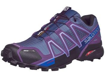 9da144a31 Salomon Speedcross 4 CS Women s Shoes Slateblue Purple