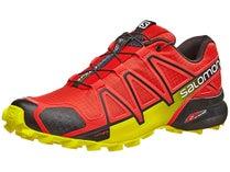 d81db1857735 Salomon Speedcross 4 Men s Shoes Radiant Red Black