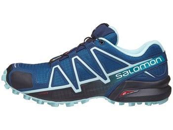 36de83673ecd Salomon Speedcross 4 Women s Shoes Poseidon Blue Black