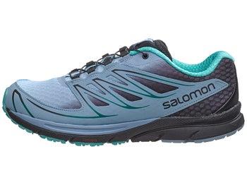 new arrival c824f 6fbdc Salomon Sense Mantra 3 Women's Shoes Windy Blue/Black