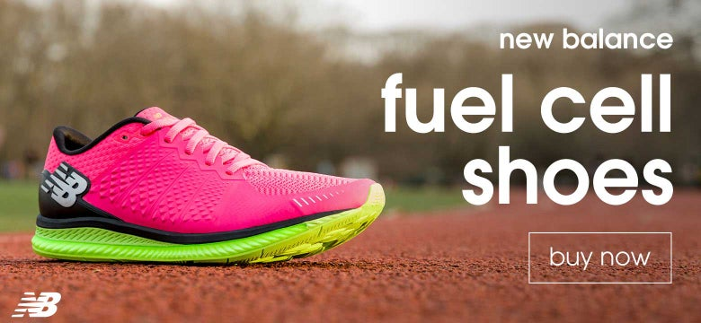 New Balance Fuel Cell Shoes